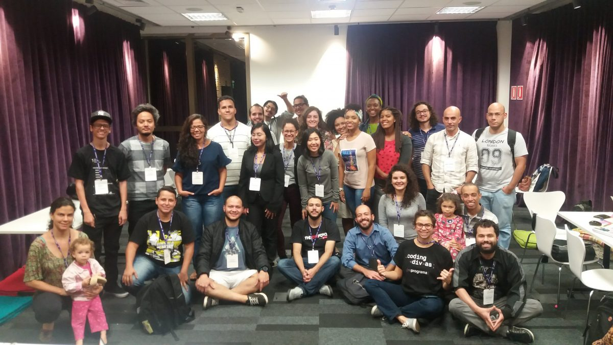 Diversidade gera mais inovação na Hackathon Tá de Pé