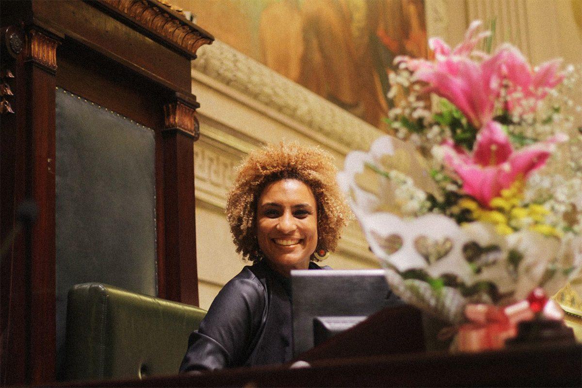 Nota da Transparência Brasil sobre o assassinato da vereadora Marielle Franco